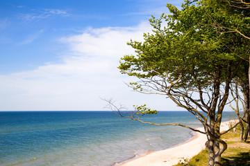 Morze Bałtyckie wakacje lato urlop odpoczynek