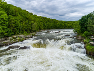 Ohiopyle Falls Rapids River Whitewater
