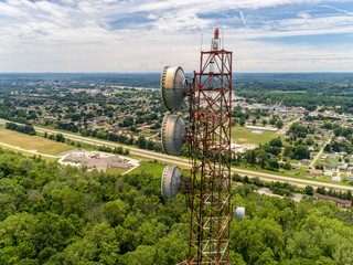 Cell Phone Tower Near Belpre Ohio