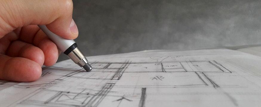 Progettare a mano libera - Architetto