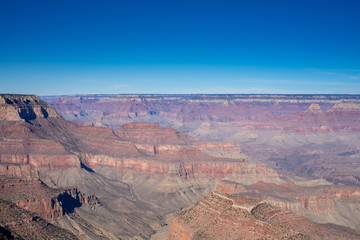 Grand Canyon views from the South Rim