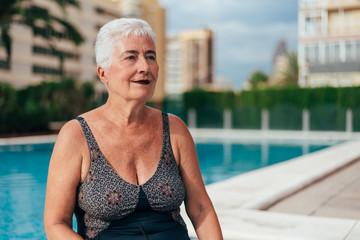 Free video older women
