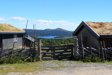 Beautiful surroundings in  South Norway Peer Gynt region