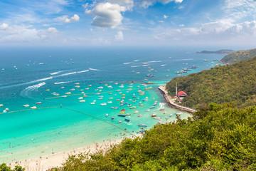 Koh Lan island, Thailand