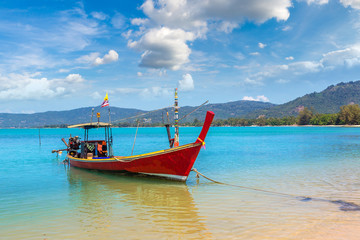 Fishing Boat on Samui