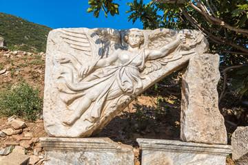 Fototapete - Ancient city Ephesus, Turkey