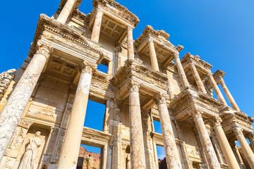 Celsius Library in Ephesus, Turkey
