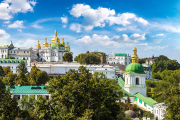 Fotobehang Kiev Kiev Pechersk Lavra
