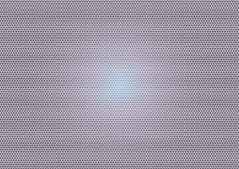 Abstract hexagon modern background Vector illustration