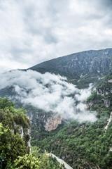 Schlucht Südfrankreich