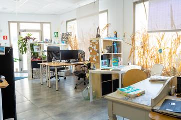 Coworking space Rayaworx in Santanyí, Spain