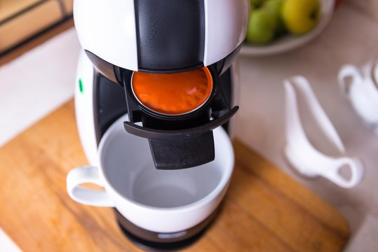 Home coffee making machine