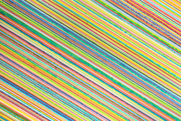Diagonal colorful lines, abstract background