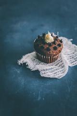 Minimuffin mit Schokolade