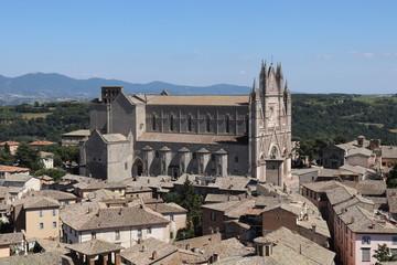 beautiful city of Orvieto, umbria, Italy
