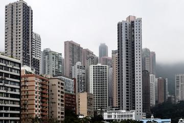 香港 都市景観
