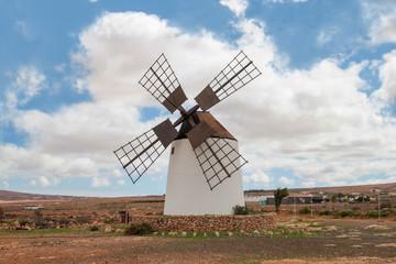 Fuerteventura, Windmühle
