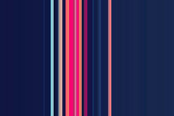 Colorful fashionable, trendy, stylish, modish seamless stripes pattern. Abstract illustration...