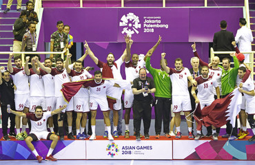 2018 Asian Games - Handball