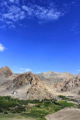 Road to Pangong lake, Ladakh, Jammu and Kashmir, India