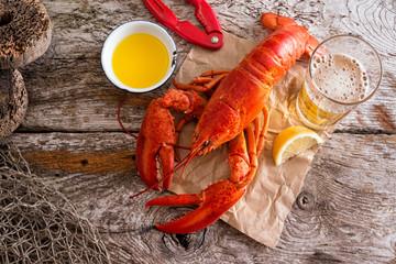Atlantic Lobster Dinner