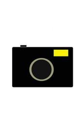 Eine Digitalkamera als Logo
