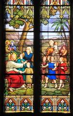 Jesus et les enfants