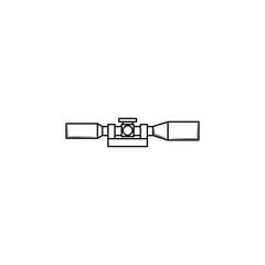 sniper scope icon