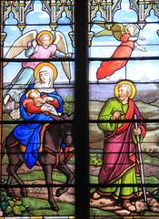 Marie, Jospeh, Jesus