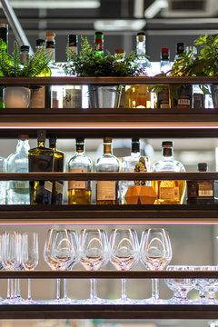 Wine Glasses and Spirits 1
