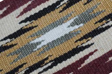 Navajo rug design element
