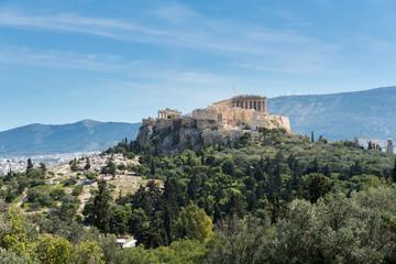 Fotobehang Athene Visiting Athens in Greece