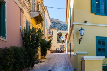 Visiting Athens in Greece