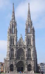 Oostende, Sint Petrus and Paulus church, Sint-Petrus- en Sint-Pauluskirche