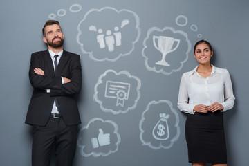 The business goals
