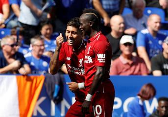 Premier League - Leicester City v Liverpool