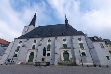 Stadtkirche St. Peter und Paul in Weimar, Thüringen
