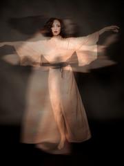 Danseuse au kimono
