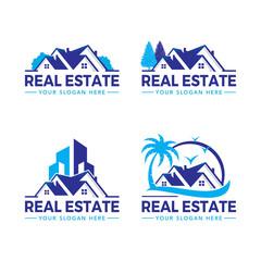 Real Estate, Home, House Logo