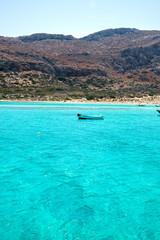 Photo sur Plexiglas Turquoise Greece and crete landscape paysages de crete