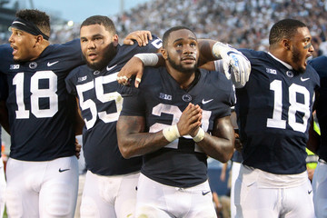 NCAA Football: Appalachian State at Penn State