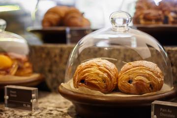Commercial bake