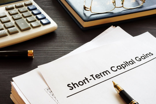 Documents about Short term capital gains STCG.