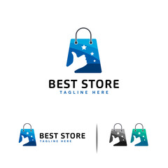 Best Store logo designs concept, Sale logo template