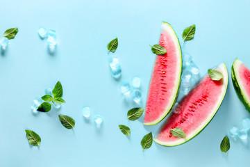 Watermelon summer concept