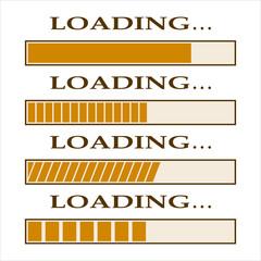 loading bar indicators