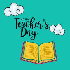 Happy Teacher's Day.