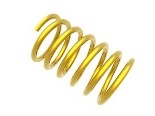 Goldene Stahlfeder