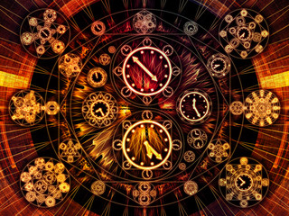 Virtual Chronology