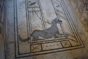 Pompeje, Wezuwiusz, Włochy